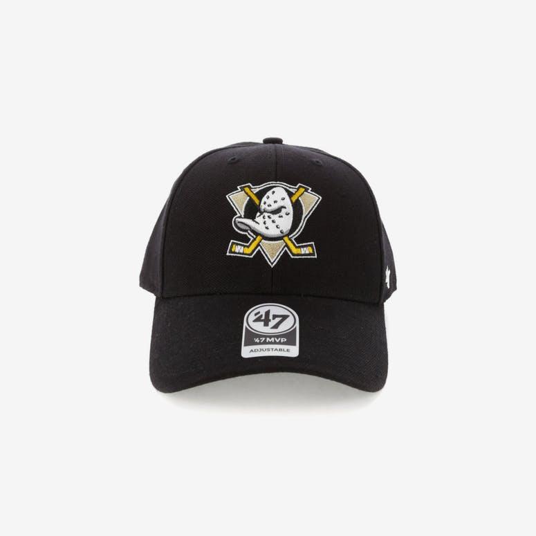 6cae9e7ecb6 47 Brand Mighty Ducks MVP Strapback Black – Culture Kings