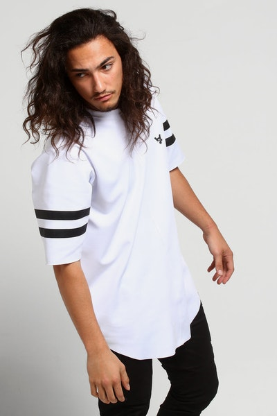 The Anti-Order Non Das Team Jersey White/Black