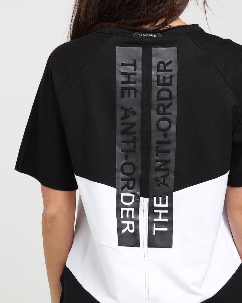 The Anti Order Non Das Regulation Sweat Black/White