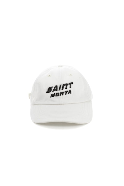 Saint Morta Crews Strapback Off White