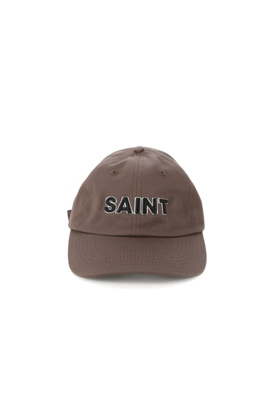 Saint Morta Iconic Strapback Brown