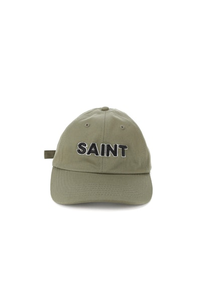 Saint Morta Iconic Strapback Pale Green