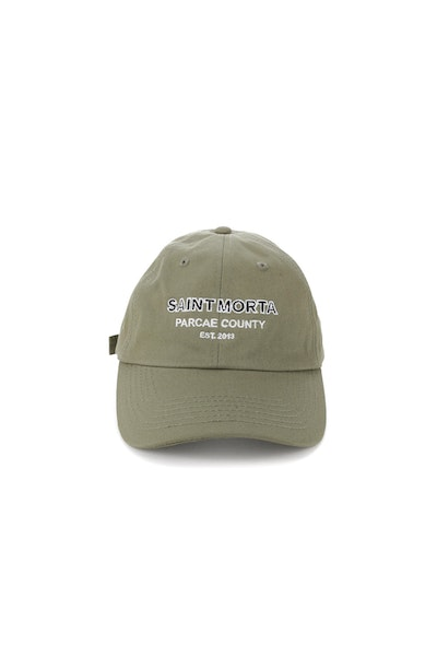 Saint Morta Parcae Country Strapback Pale Green