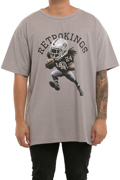 Retro Kings BSTMB Toon Tee Grey