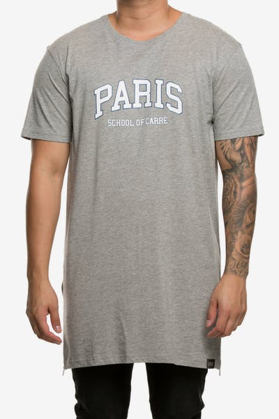 Carré Campus Capone SS Tee Grey
