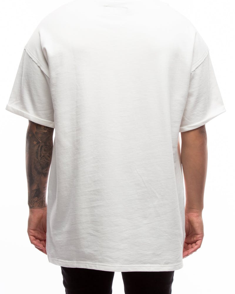 New Slaves Scout Tee White