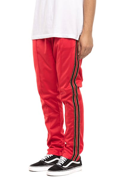 Serenede Red Track Pants