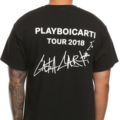 Playboi Carti Tour Tee