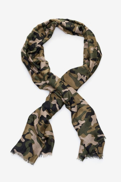 Elevn Clothing Co Scarf Camo