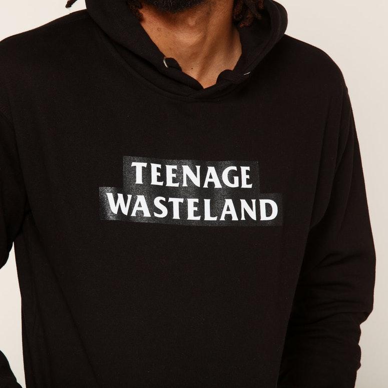 Los Angeles RadYo! Teenage Wastland Hoodie Black