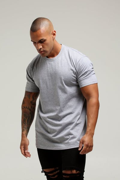AS Colour Classic Tee Grey