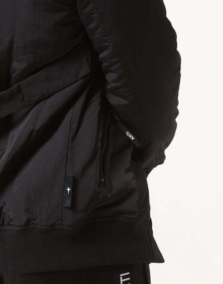 The Anti-Order Anti-Singularity Bomber Black/White