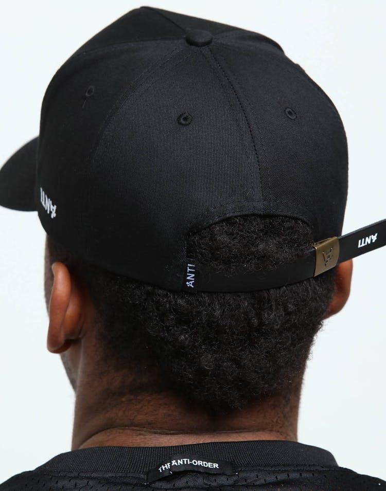 d42caa8b98f The Anti-Order Anti A1 Strapback Black Black – Culture Kings