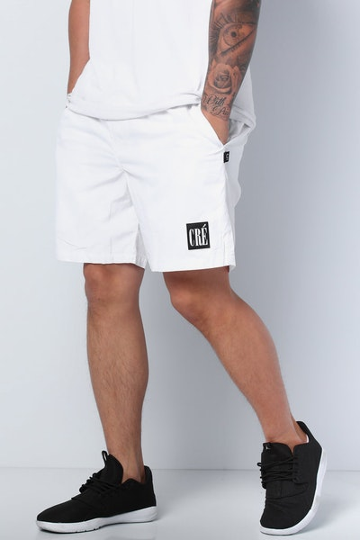 Carré DR D.R.É Shorts White