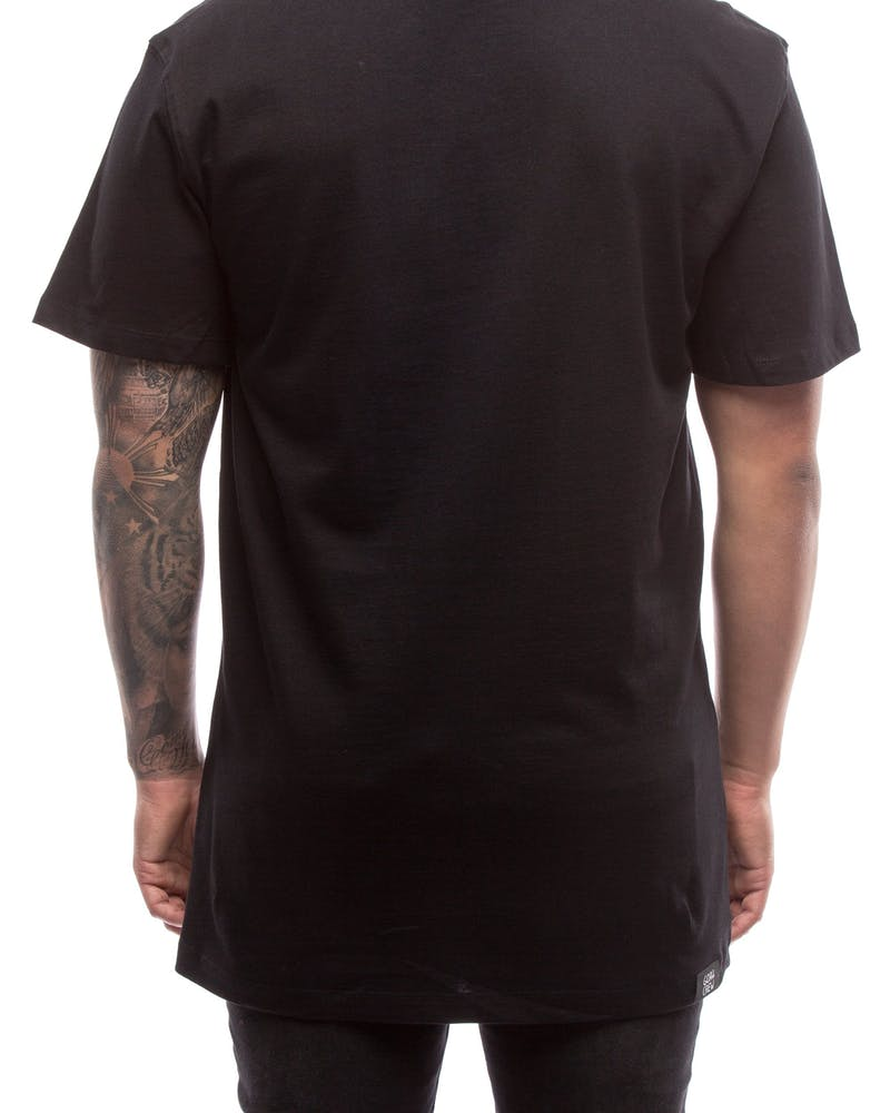Goat Crew King Cole SS Tee Black