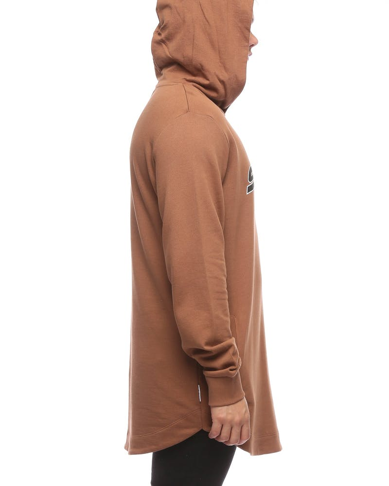 Saint Morta Cruz Coven Hoodie Brown