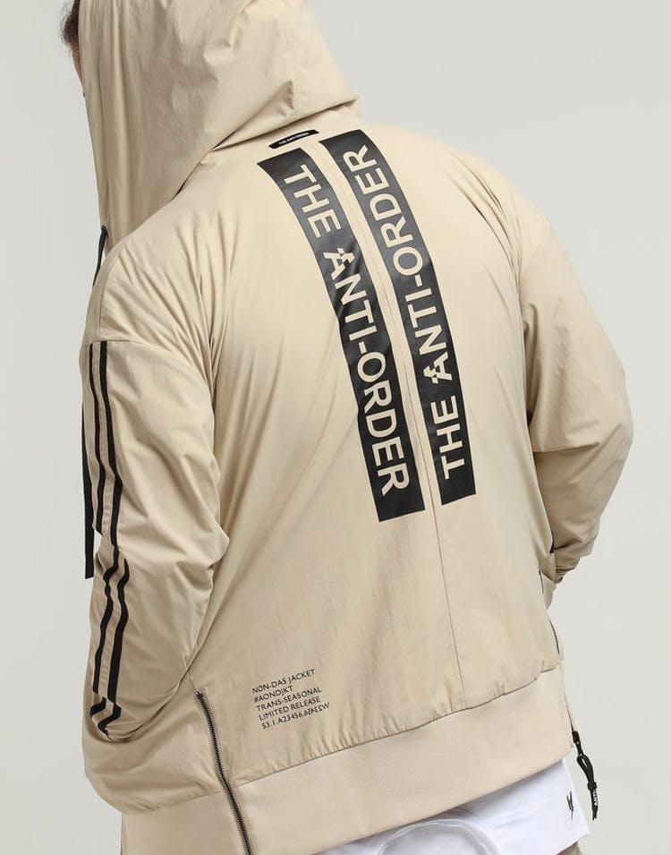 e37033c0 The Anti-Order Non Das Sprint Jacket Stone