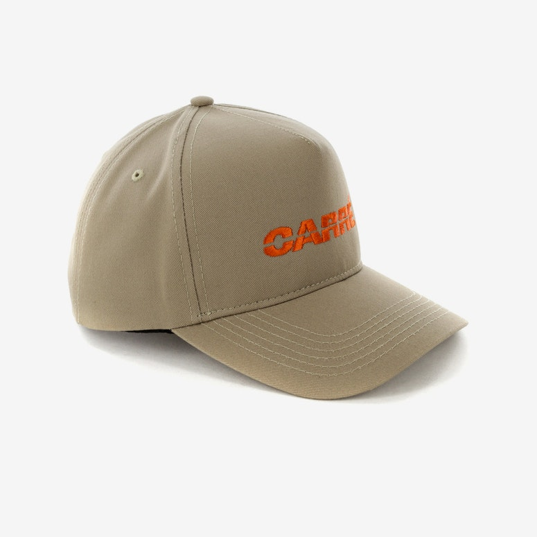 Carré Deliver Snapback Stone