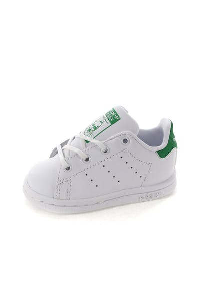 Adidas Stan Smith Infant White/Green