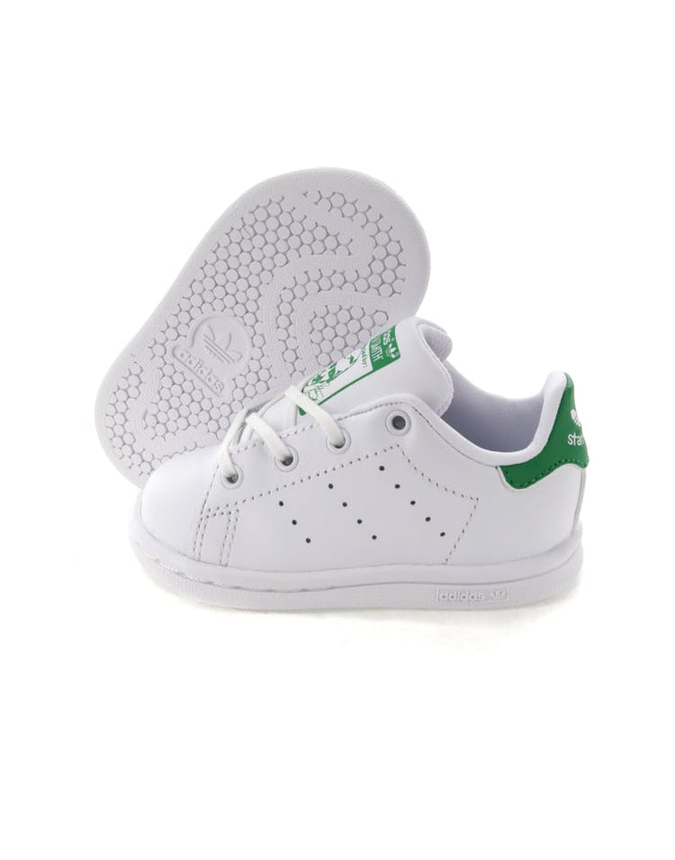 best service 0c171 aac78 Adidas Stan Smith Infant White/Green