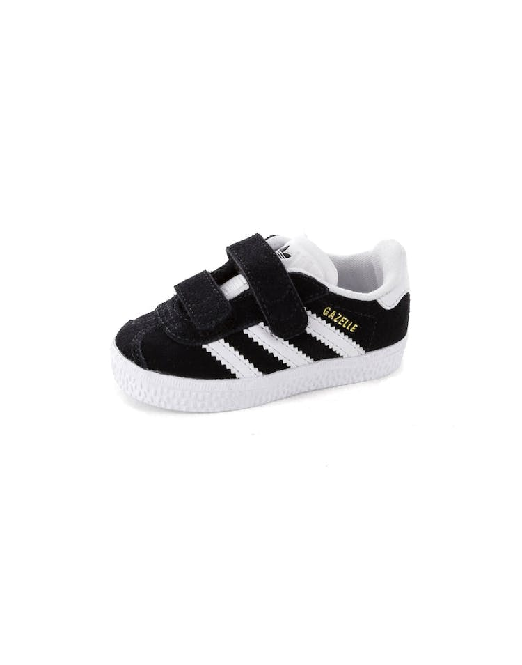 cheap for discount 5fc04 139c0 Adidas Gazelle CF Infant Black White   CQ3139 – Culture Kings