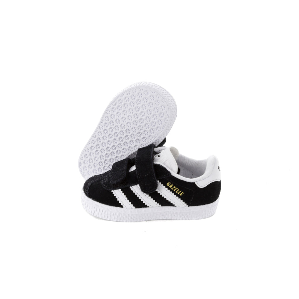 Adidas Gazelle CF Infant BlackWhite