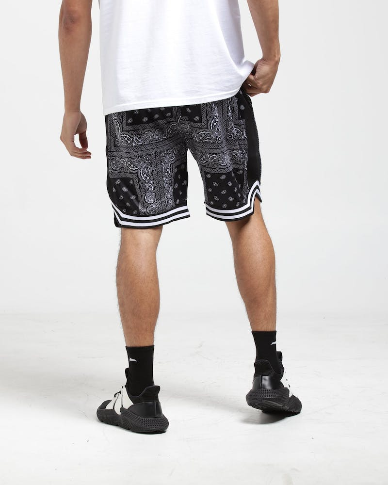 Carré Bandit Basketball Shorts Black