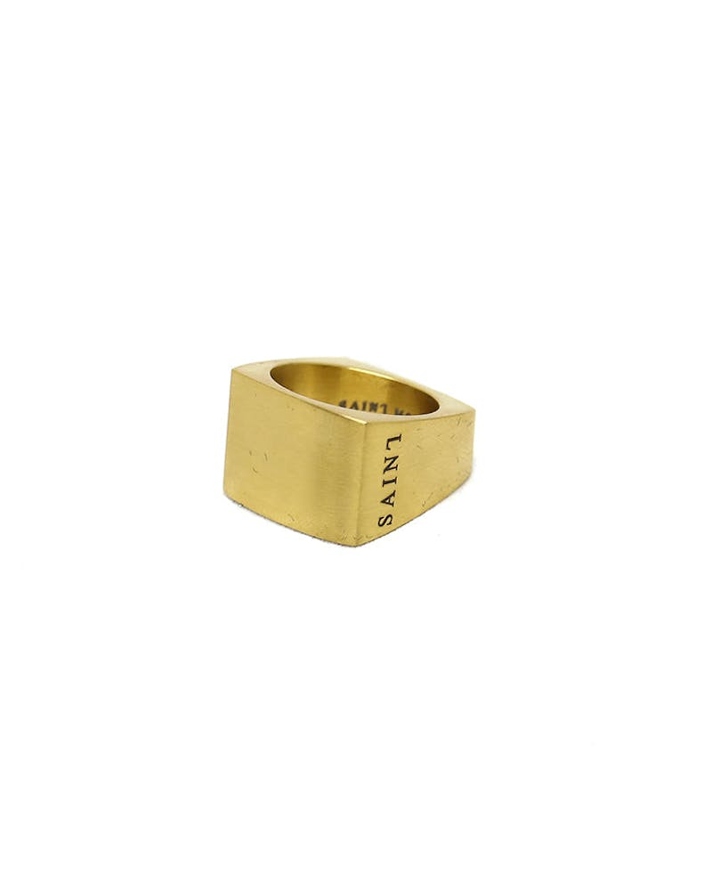 Saint Morta Huobi Ring Gold