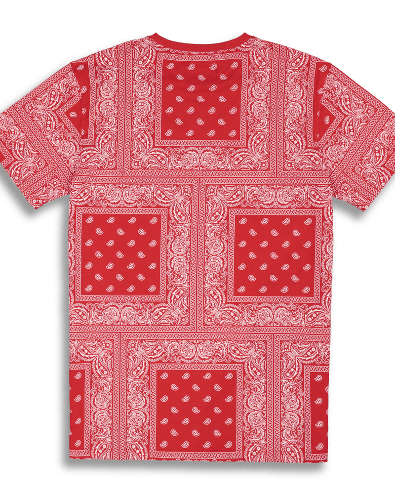 Carré Bandit Divise SS Tee Red