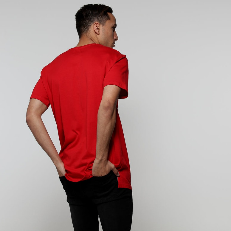 Carré Location Divise SS Tee Red