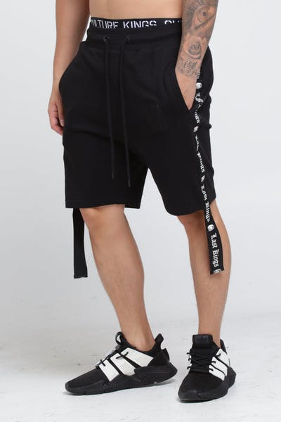 Last Kings Ultimate Shorts Black