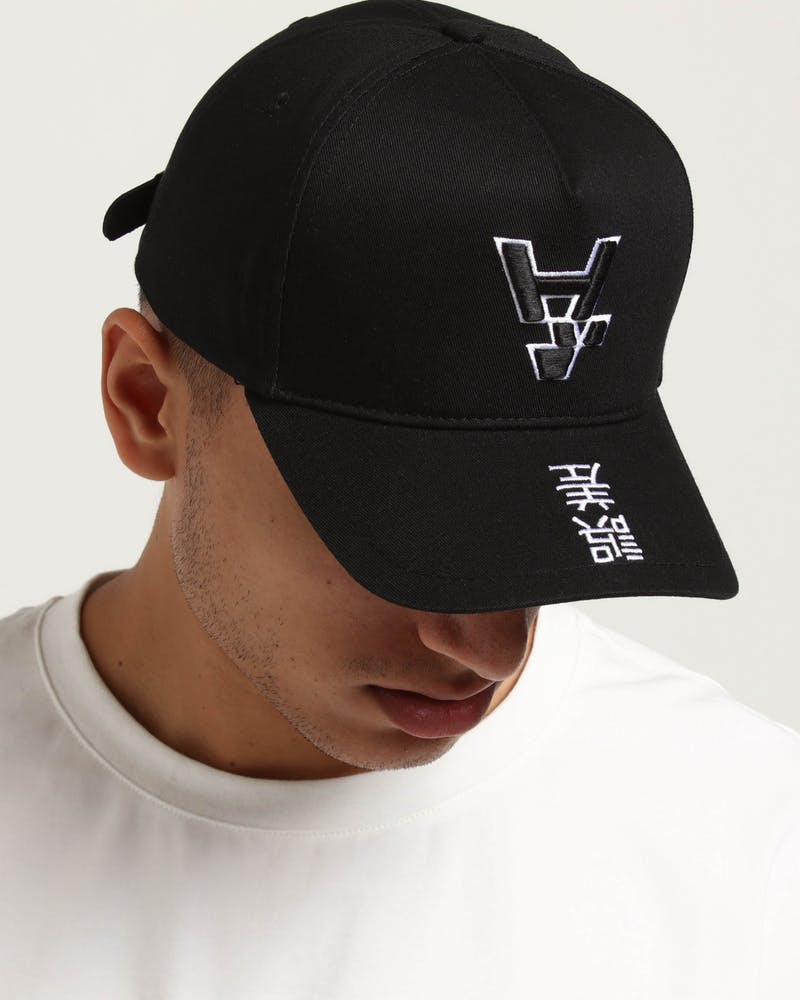 The Anti-Order Elite Guard Strapback Black/White