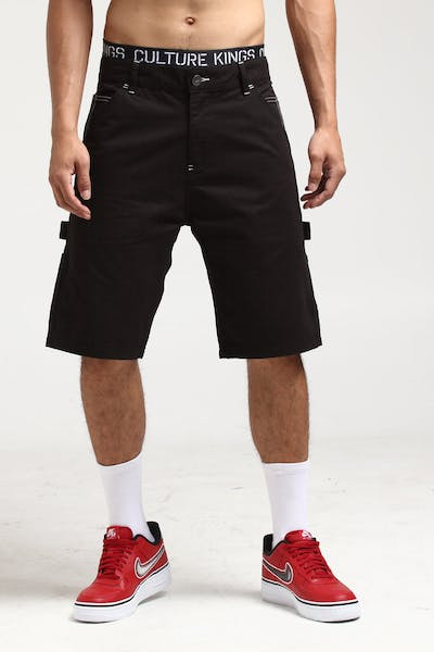 Draft Day Chippy Shorts Black