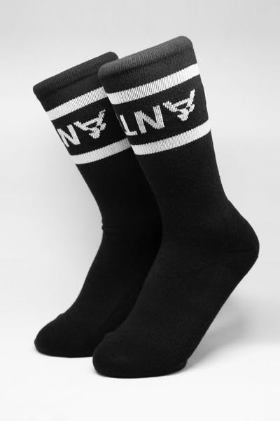 The Anti-Order A2 Sock Black