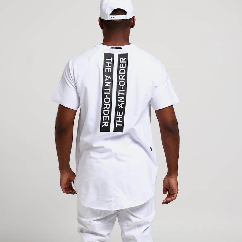 The Anti-Order Anti-Hour Regulation Sweat Tee White