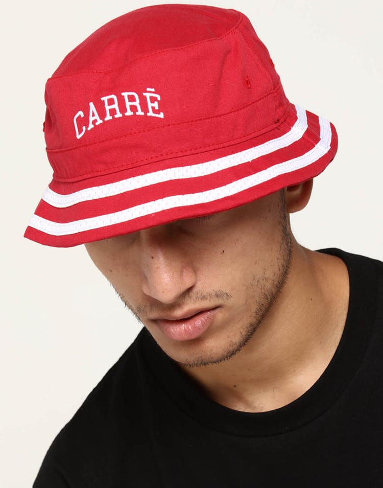 Carré Equipe Bucket Red