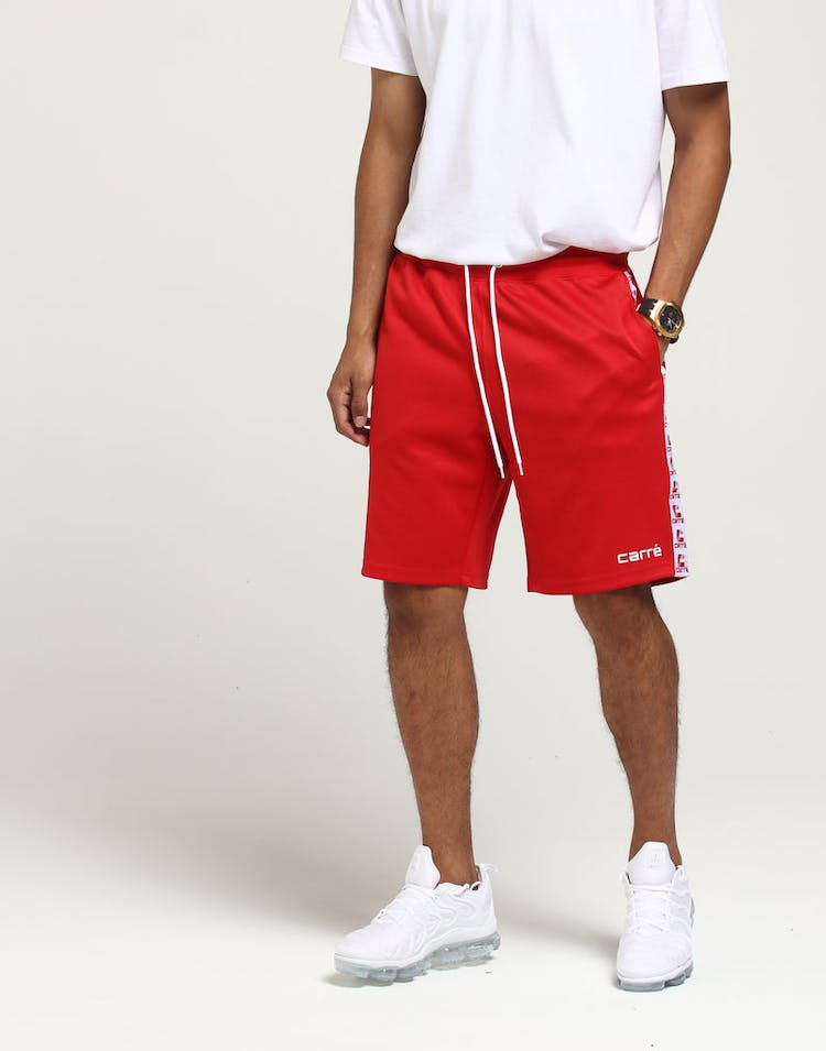 Carré Zidane Shorts Red