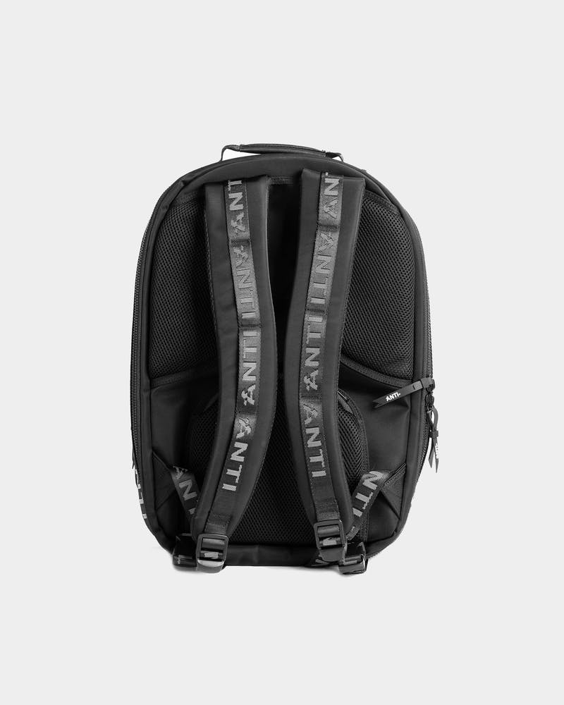 The Anti-Order Pac 2 Backpack Black
