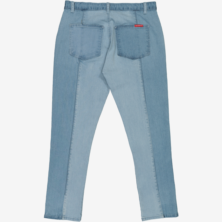 Loiter NYC Static Noise Jeans Light Blue