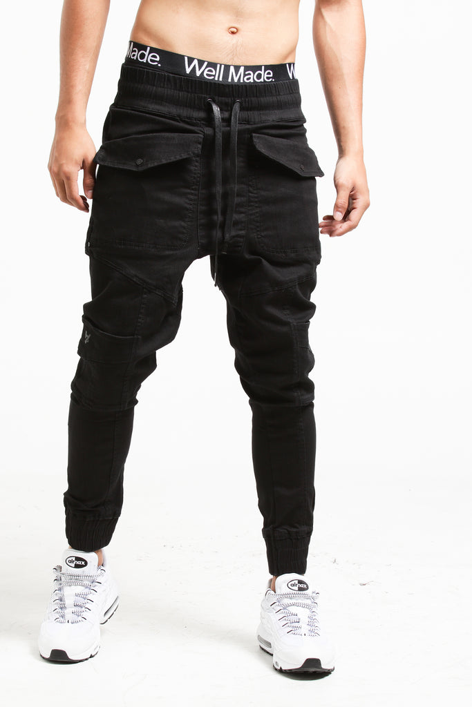 Cargo The Order Pant 2 Anti Black xdBoCe