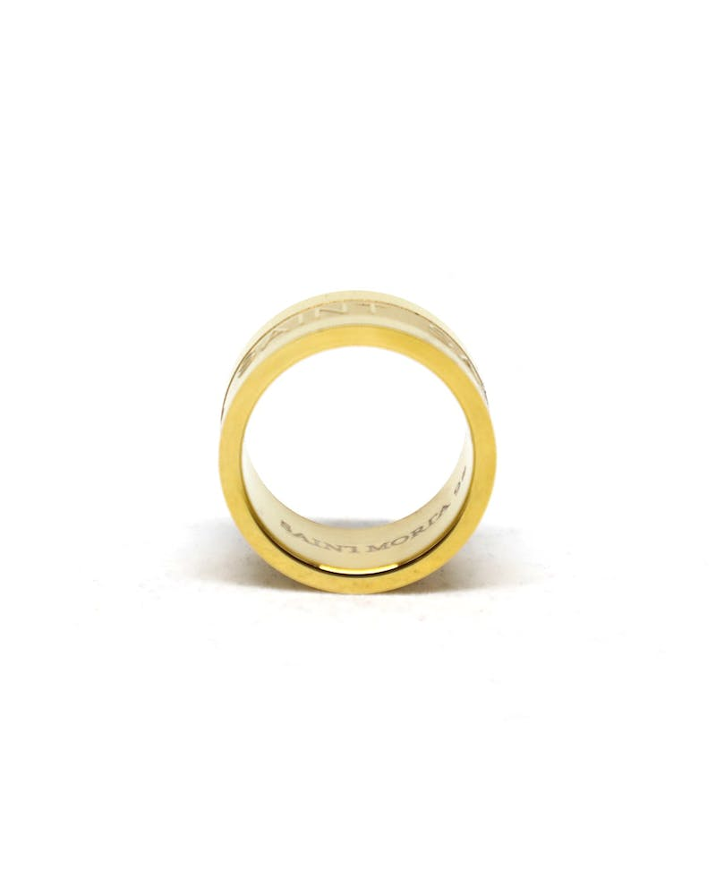 Saint Morta First Class Ring Gold