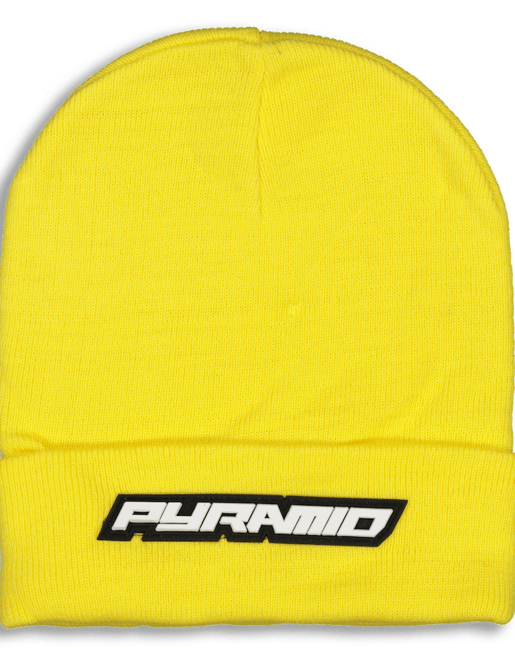 Fold Pyramid Scully Beanie