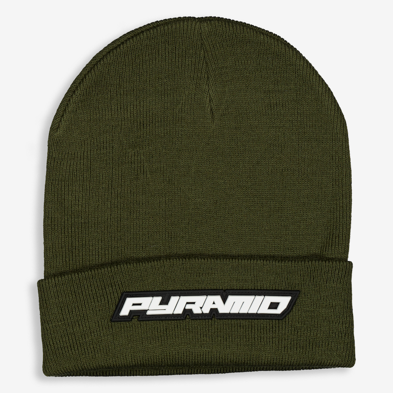 Black Pyramid Fold Pyramid Scully Beanie Olive – Culture Kings 7be1b3d117d