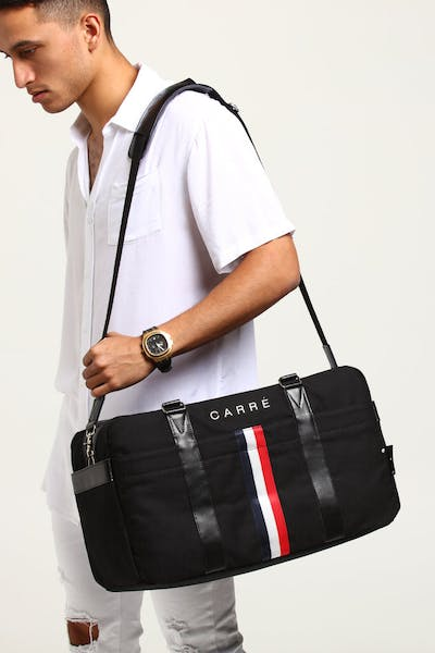CARRÉ PINNACALE DUFFLE BLACK