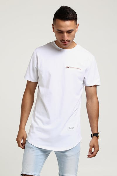 Emperor Apparel Richesse T-Shirt White