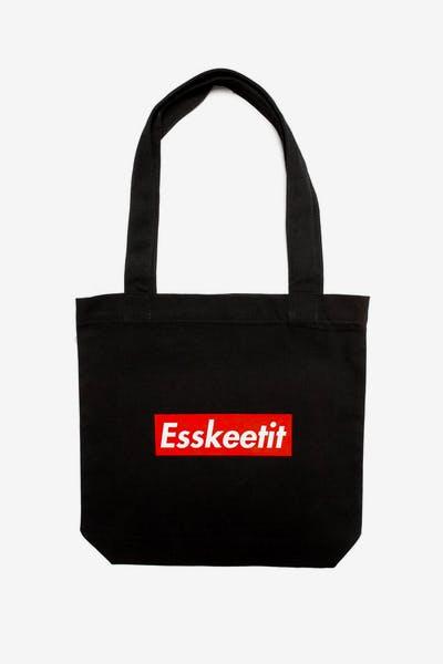 e24862a4229 Goat Crew Esskeetit Tote Bag Black