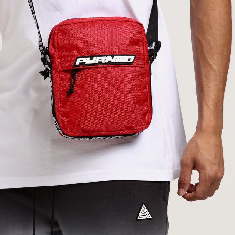 cc9608d7fe Black Pyramid Shoulder Bag Red – Culture Kings