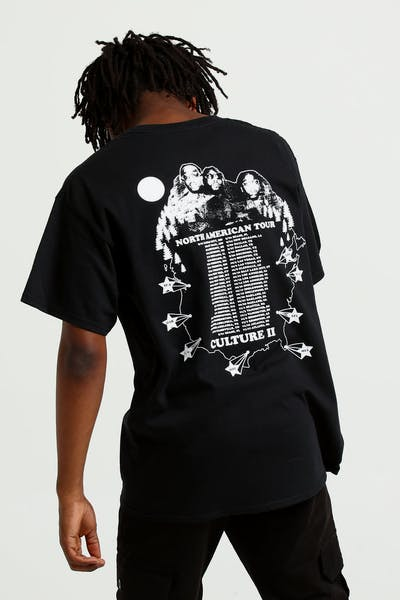 Migo Culture II Tour S/S Black
