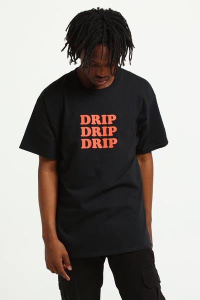sale retailer a5f26 0f3f8 Migos Drip S S Black