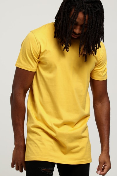 Well Made Legacy Tall Tee Mustard